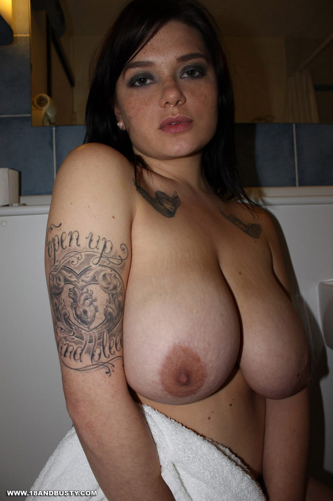 Consider, Bronzed girls huge tits naked was